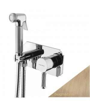 Гигиенический душ в комплекте бронза Bugnatese Athena OLYBR8566