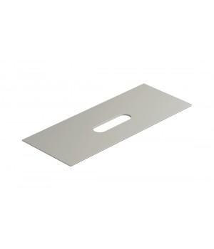 Столешница керамическая Catalano Horizon 125x50 см, cemento mat