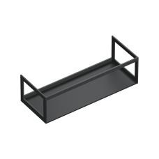 Алюминиевая конструкция для керамических столешниц Catalano Horizon 125x50, nero mat