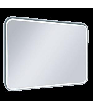 5026149 SOUL Зеркало 1000х600, закругл., LED, сенсор движение, подогрев