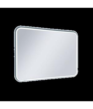 5022149 SOUL Зеркало 800х600, закругл., LED, сенсор движение, подогрев