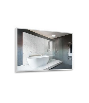 6038140W ART Зеркало, белый матовый 1000 * 600