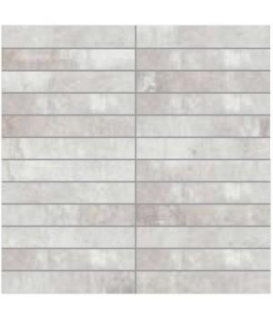 Мозаїка 30*30 Oxydum White (Tozz. 2,5*15) LA FENICE CERAMICHE