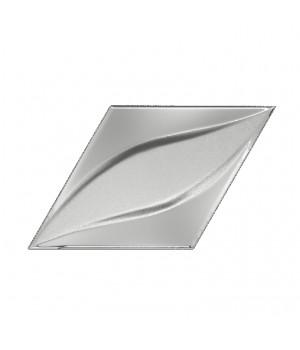 Декор 15*25,9 Blend Silver Laser Glossy ZYX