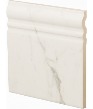 Бордюр 15*15 Skirting Carrara Matt 23096 Equipe