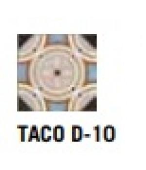 Вставка 10,5*10,5 Taco D-10 Volcano Fuji 025A73 Gresmanc