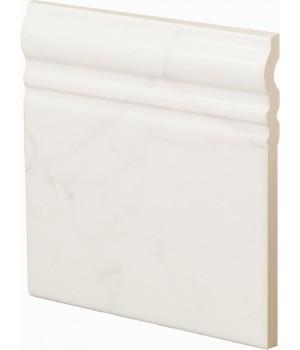 Бордюр 15*15 Skirting Carrara Gloss 23095 Equipe
