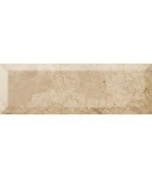 Плитка 10*30 Mistral Crema Brillo Bisel Monopole