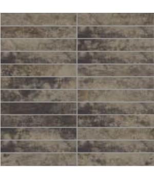 Мозаїка 30*30 Oxydum Rust (Tozz. 2,5*15) LA FENICE CERAMICHE