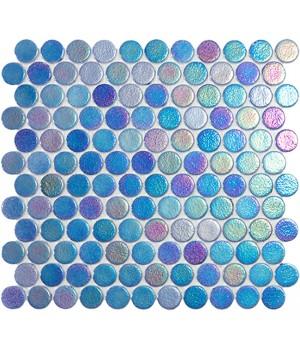 Мозаїка 30,1*31,3 Sapphire Circle 555C VIDREPUR