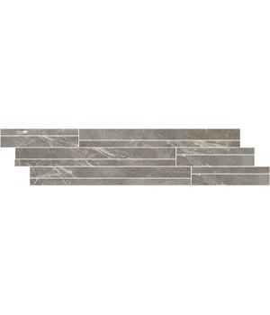 Мозаїка 15*60 Exalt Gray Lace Modulo Listello Sfalsato Mix 760948 Cerim