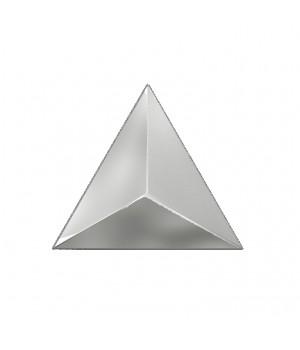 Декор 15*17 Level Silver Laser Glossy ZYX