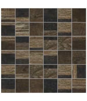 Мозаїка 30*30 Wowood Brown (Tozz. 5*5) LA FENICE CERAMICHE