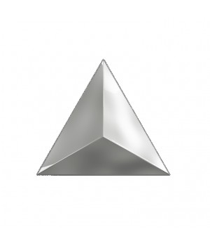 Декор 15*17 Level Silver Glossy ZYX