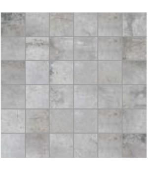 Мозаїка 30*30 Oxydum Silver (Tozz. 5*5) LA FENICE CERAMICHE