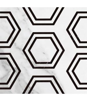 Плитка 22,3*22,3 Jonico Hexa Monopole