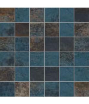 Мозаїка 30*30 Oxydum Steel (Tozz. 5*5) LA FENICE CERAMICHE