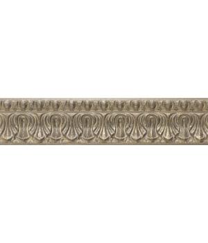 Бордюр 7*31,5 Listelo Velvet Bronze Newker
