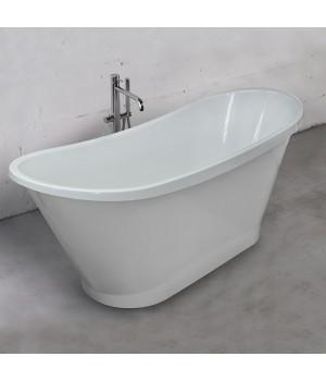 Ванна Newton, цвет белый Fancy Marble