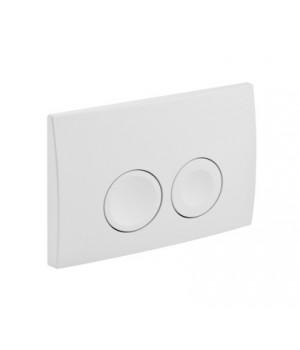Кнопка Geberit Delta 21 Смывная клавиша, пластик, белый 115.125.11.1