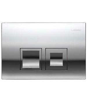 Кнопка Geberit Delta 50 Смывная клавиша, пластик, хром глянц. 115.135.21.1