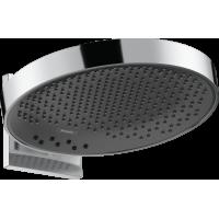 Верхний душ Hansgrohe Rainfinity 360 3jet с настенным соединителем