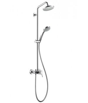Croma 100 Showerpipe Душевая система 27154000 Hansgrohe