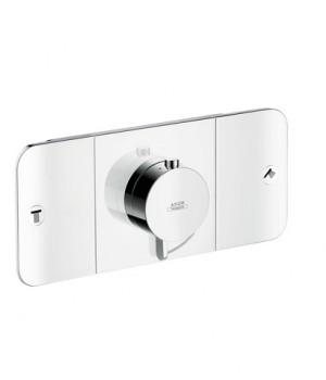 Axor One Термостат для 2 потребителей, скрытый монтаж, хром 45712000 Axor