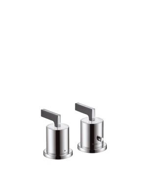 Axor Citterio Термостат для ванны, на 2 отверстия 39482000 Axor