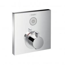 ShowerSelect Термостат для душа встраиваемый без подключения шланга 15762000 Hansgrohe