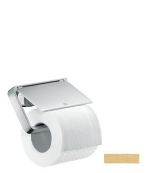 Axor Держатель для туалетной бумаги, цвет шлиф. золото 42836250 Axor