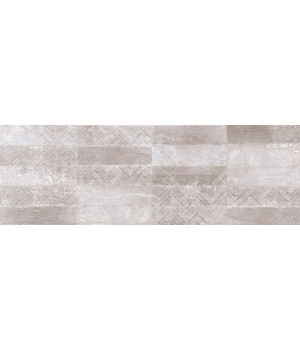 Kерамическая плитка Azteca Ground Decor Guess R90 Grey 30x90