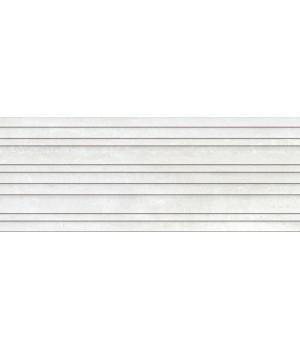 Kерамическая плитка Azteca Ground R90 Gap Snow 30x90