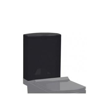 Бачок для напольного унитаза Idevit Vega 2805-0300-07 черный