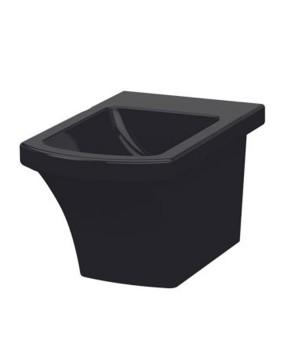 Біде підлогове Idevit Vega 2806-0000-07 чорний