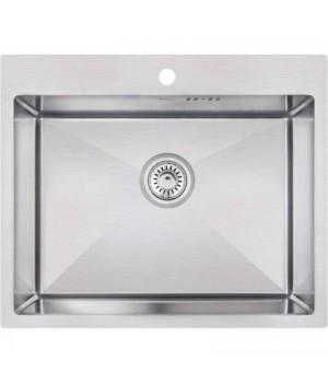 Кухонная мойка из нержавеющей стали Imperial D6050 Handmade 3.0