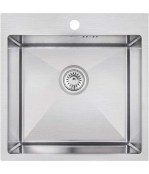 Кухонная мойка из нержавеющей стали Imperial D5050 Handmade 3.0
