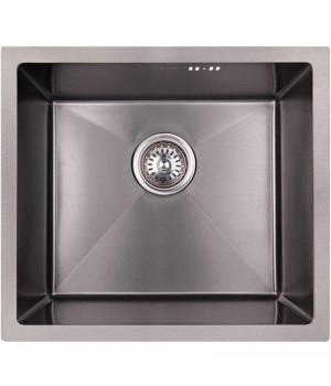 Кухонная мойка из нержавеющей стали Imperial D4843BL PVD black Handmade 2.7