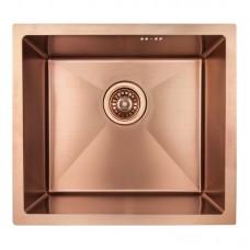 Кухонная мойка Imperial D4843BR PVD bronze Handmade