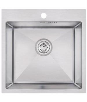 Кухонная мойка из нержавеющей стали Cosh D5050H 3.0