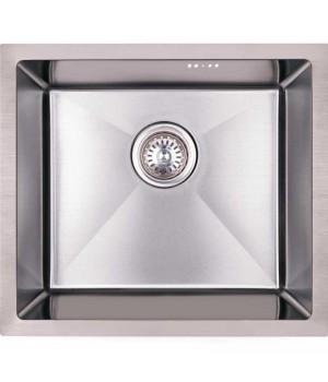 Кухонная мойка из нержавеющей стали Imperial D4843 Handmade 2.7
