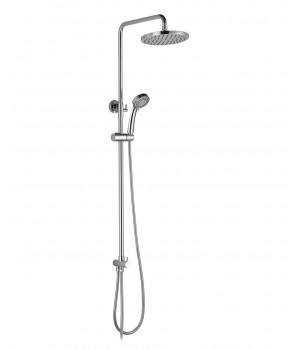 Душевая система без смесителя (верхний и ручной душ 3 режима, шланг 1,5м) T-15084