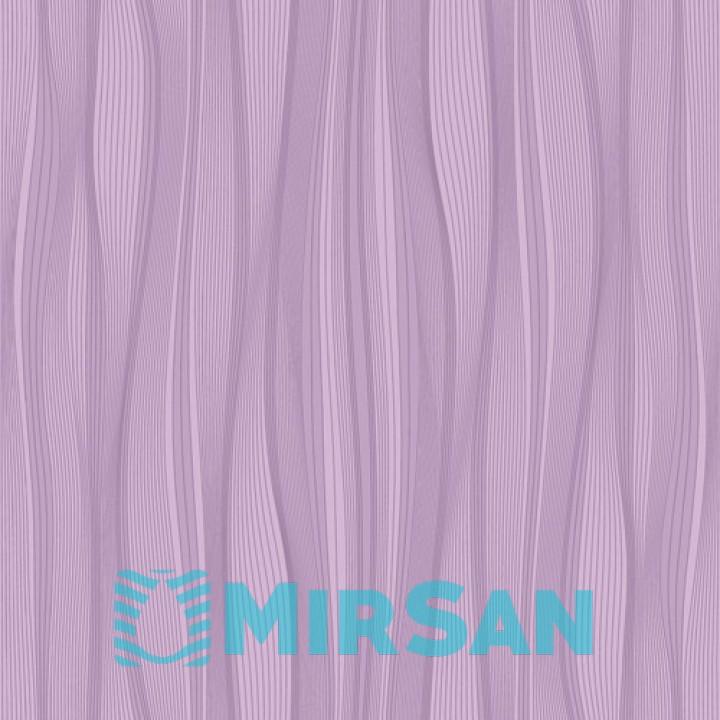 Керамическая плитка Intercerama BATIK пол фиолетовый / 4343 83 052