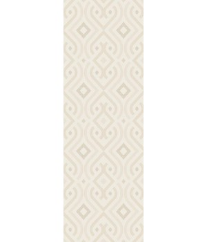 Kерамическая плитка ITT Ceramic Couture DECOR BEIGE 398x1198x10