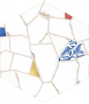 Kерамическая плитка ITT Ceramic Corinto CORINTO 270×230×10