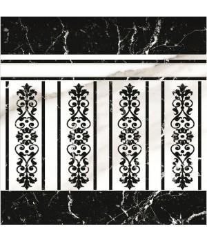 Kерамическая плитка Keratile Code ZOCALO BLANCO 200×200×8