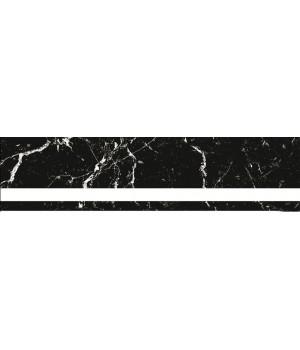 Kерамическая плитка Keratile Code LISTELO BLANCO 200×40×8