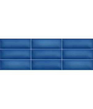 Kерамическая плитка KerGres Analya Blue Relief Décor 20x60