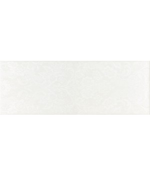 Kерамическая плитка Keros Samara DECORADO BLANCO 25x70