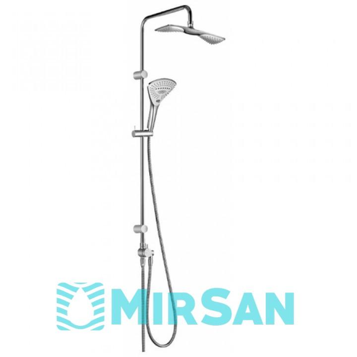 Двойная душевая система без смесителя DUAL SHOWER SYSTEM Kludi Fizz 6709105-00